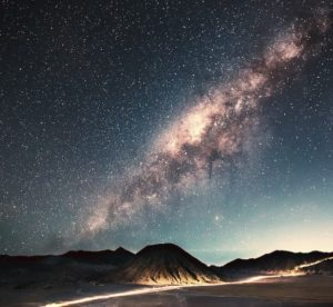 Mount Bromo Milky Way Tour