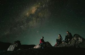 Milky Way Photography on Mount Bromo by Camping