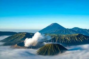 Mount Bromo Camping and Blue Flame Ijen Crater Tour 3 Days