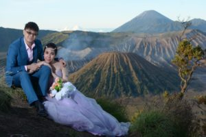 Pre wedding Photography in Mount Bromo