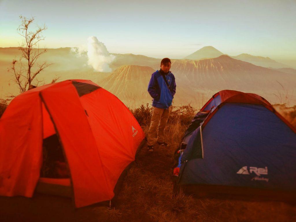 Mount Semeru Camping Bromo Tour Package 4 Days 3 Night