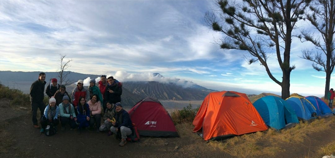 Mount Bromo Tour by Camping 2 Days 1 Night