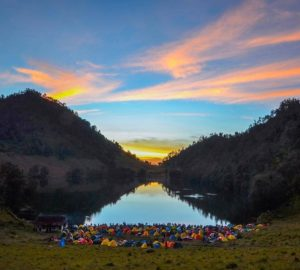 Kumbolo Lake Camping Tour 2 Days