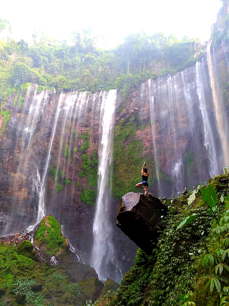 Bali Ijen Crater Tumpak Sewu Waterfall Mount Bromo Tour  4 Days