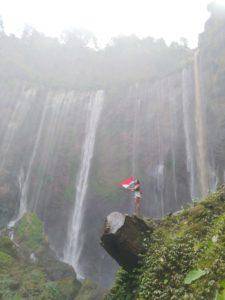 Tumpak Sewu Waterfall and Kapas Biru 1 Day Tour