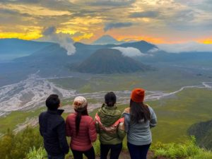Mount Bromo Ijen Crater Tour Package 4 Days from Thailand