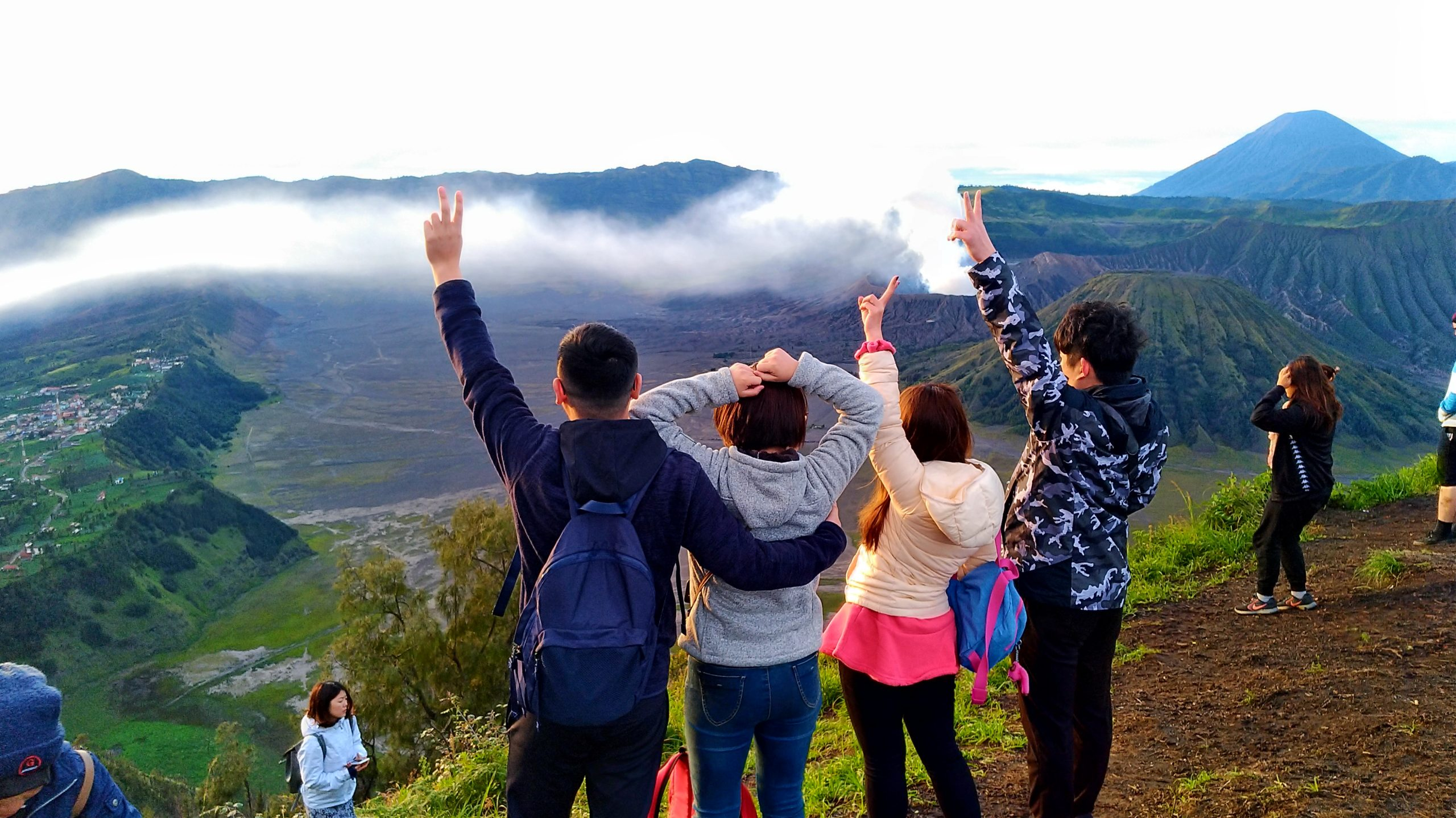 Mount Bromo Ijen Crater Tour from Singapore Malaysia